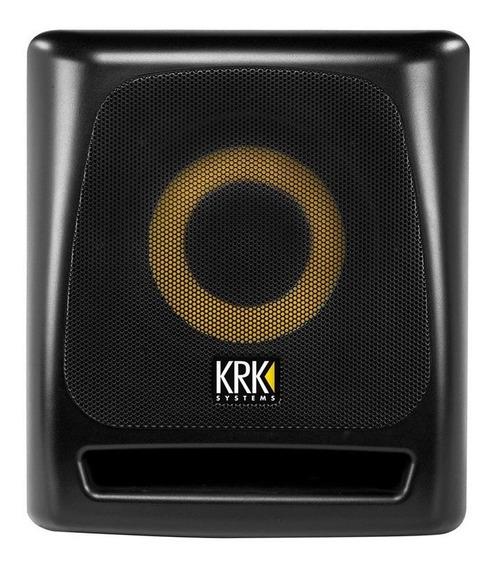 Krk 8s2 8s2-na - Subwoofer Amplificado (1pz)