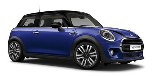 Mini Cooper Pepper 3ptas Electric Blue  / Negro  0km Gps