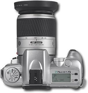 Câmera Fotográfica Analógica De Filme