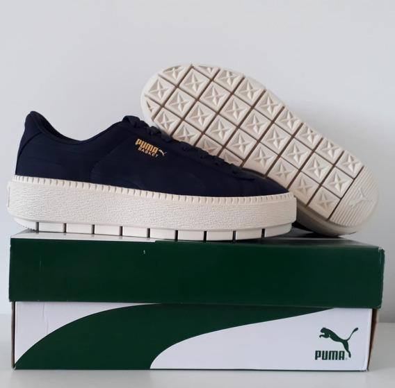 Tênis Puma Trace Soft - Original C/ Nf