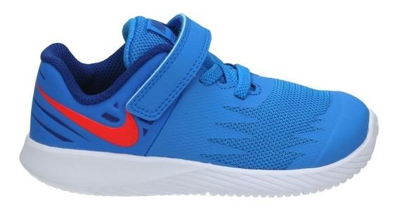 Tenis Nike Bebé Star Runner Tdv Lifestyle Sport Original Dep