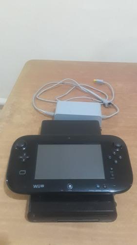 Nintendo Wii U 32 Gigas Con Juegos Como Nuevo