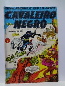 Hqs Cavaleiro Negro Nº 1 Reimpressão