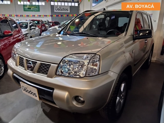 Nissan X-trail S 2.5 4x4 5p 2012 May861