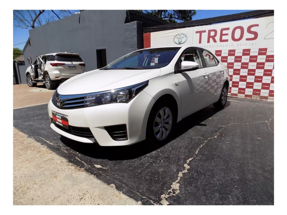 Toyota Corolla Xli Cvt 2015 45192323