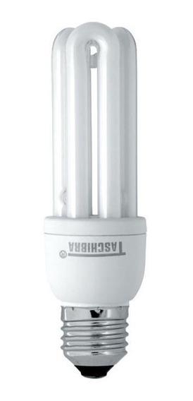 10 Lâmpadas Eletrônica Fluorescente 3u 15w 127v Taschibra