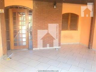 Casa Residencial À Venda, Jardim Vera Regina, Campo Limpo Paulista - Ca0057. - Ca0057
