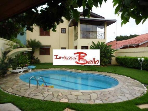 Casa Com 3 Dormitórios Para Alugar, Nova Itatiba - Itatiba/sp - Ca1248