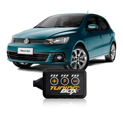 Tune Pedal Chip De Aceleración Volkswagen Gol
