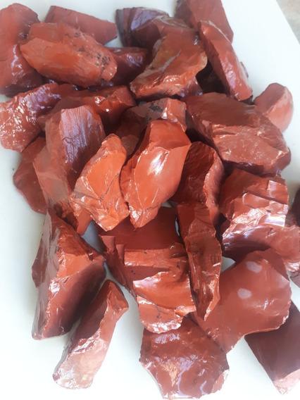 Jaspe Vermelho Pedra Natural 1 Kg