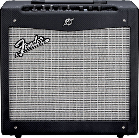 Amp Fender Mustang Ii V2 P/ Guitarra 12 Pol 40w Rms