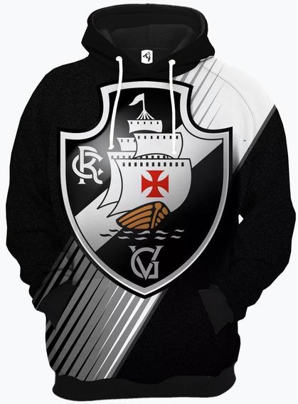 Capote Do Vasco - Vista A Camisa Do Seu Time.