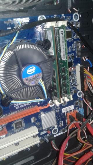 Processador I5 4660 4ºgeração+ Placa Mae + 8gb Ram Ddr3