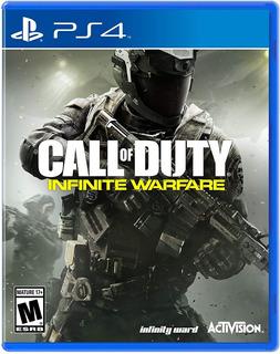 Call Of Duty Infinite Warfare - Playstation 4 - Fisico
