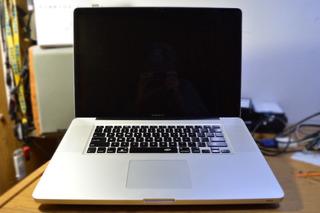 Macbook Pro 17 No Enciende