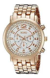 Relojes Para Mujer Marca Xoxo (compare Ya)