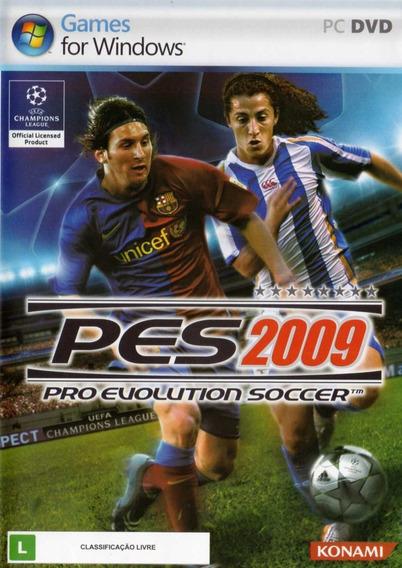 Pro Evolution Soccer 2009 - Pes 2009 Pc