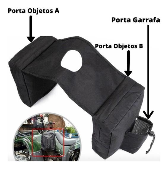 Mala Tanque Moto Alforge Bau 10l + Nota Fiscal + Qualidade