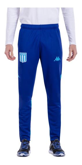 Pantalon Entrenamiento Racing Club 2019 Azul Hombre Kappa