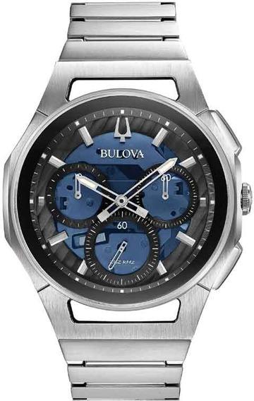 Relógio Bulova Masculino Curv Precisionist 96a205