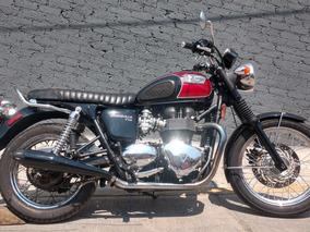 Triumph Bonneville T100 2014 Bitono