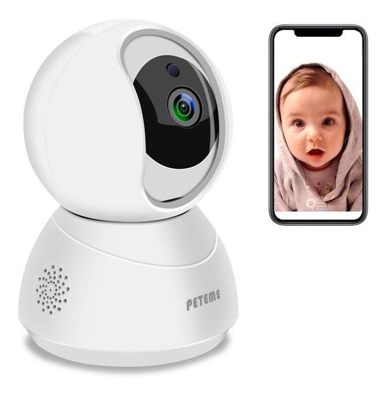 Camara Cuidar Bebes Para Video Monitor En Celular 1080p