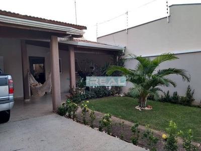 Excelente Casa No Jardim Ypê - Paulínia/sp - Ca2700