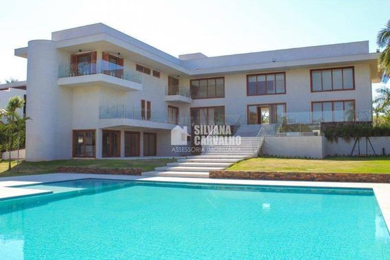 Casa Com 5 Dormitórios À Venda, 1007 M² Por R$ 7.000.000,00 - Fazenda Vila Real De Itu - Itu/sp - Ca6843