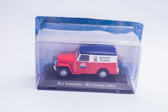 Ika Estanciera - Ika Service (salvat Arg) - 1965