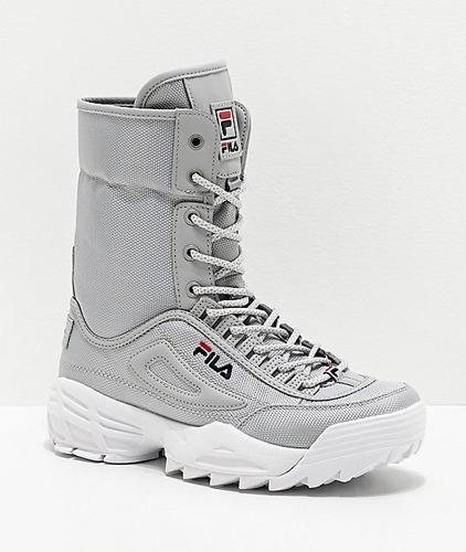 boots fila descuentos