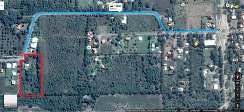 Lote 4577m2 Sobre Ruta 28 A 800m De Rotonda Carpintería