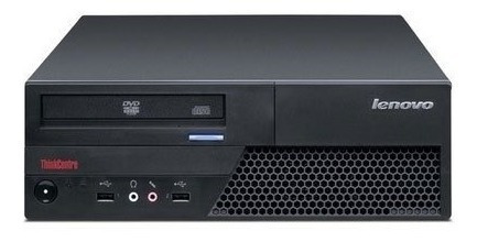 Desktop Lenovo Core2duo 4gb Hd 250gb