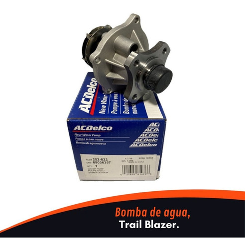 Bomba De Agua Trail Blazer