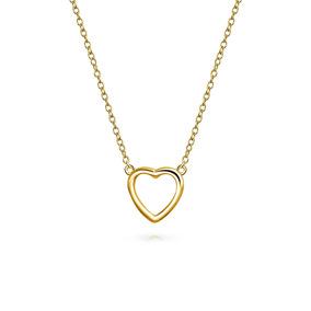 a84e073b1fc3 Collares De Oro De Corazón Pequeño - Joyas y Relojes en Mercado ...