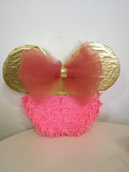 Piñatas Infantiles Minnie Cotillón Cumpleaños