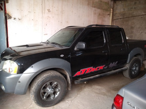 Nissan Frontier 2.8 Xe Cab. Dupla 4x4 4p 2006