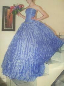 Vestido De Xv Años (quinceañera) Diseñador Rafael Couture