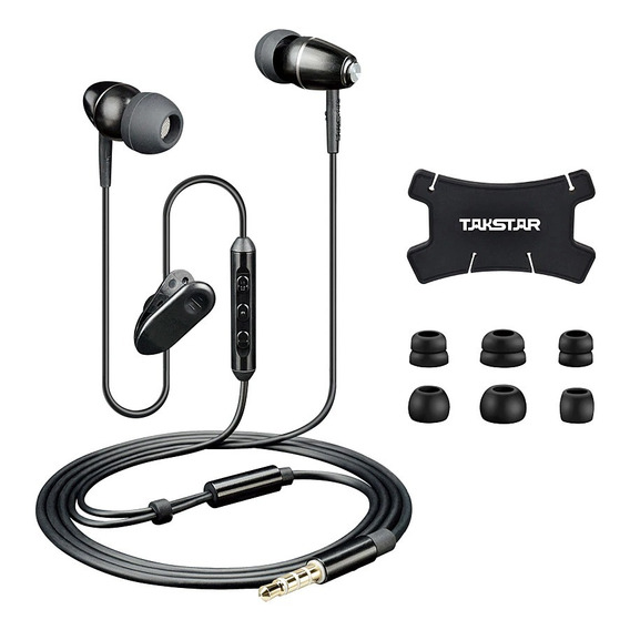 Fone De Ouvido In Ear Takstar Monitoração Pro Intra Ts2280 !