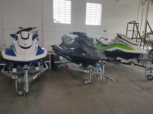 Jetski Yamaha Fx Cruiser Ho 2021 Seadoo Svho