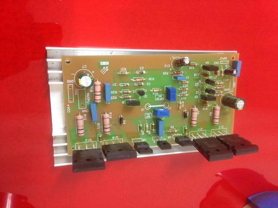 Placa Pci 250w Em 4h Kit Para Montar/gradiente 166,246,