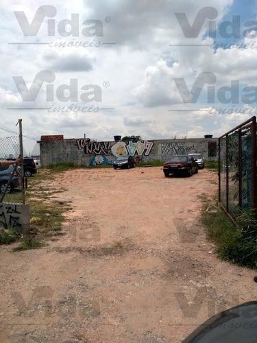 Imagem 1 de 6 de Terreno Área Em Parque Santa Teresa  -  Carapicuíba - 45430