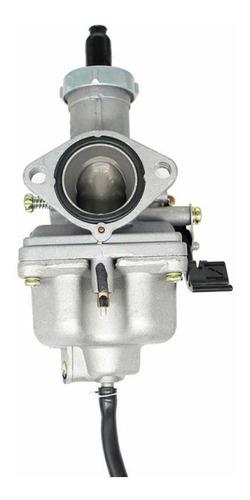 Imagen 1 de 6 de Carburador Pz27 Carburador Carb Cable Choke 27mm Para 4