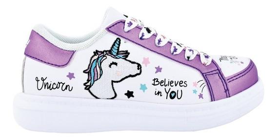 Zapatillas Unicornio Fancy Suela Ultraliviana- Tiendafooty