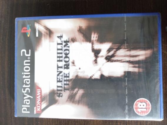 Silent Hill 4 Playstation 2 Lacrado