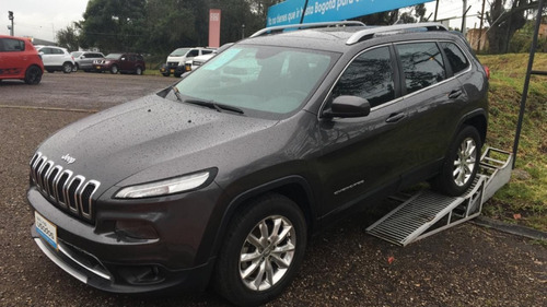 Jeep Cherokee Limited 3.2 4x4 Aut 5p 2015 Ivw978