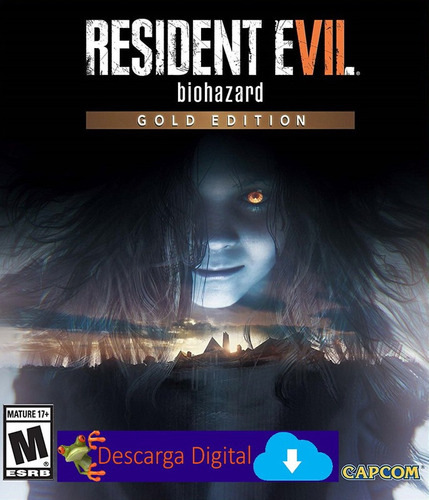 Resident Evil 7 Re7 Gold Edition Juego Pc Digital