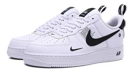 Tênis Masculino Air Force 1 Low Of Hype Lançamento 2019