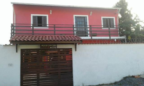 Casa Lado Praia 1200m Do Mar Com 250m² 4495rafa