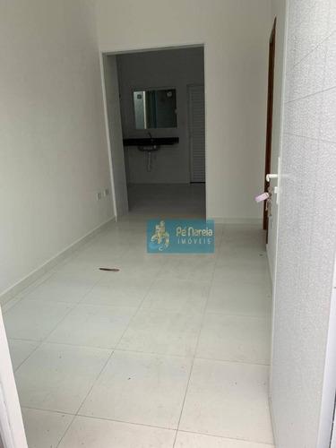 Casa Com 2 Dormitórios À Venda Por R$ 140.000 - R2jr187c - Real - Praia Grande/sp - Ca0072