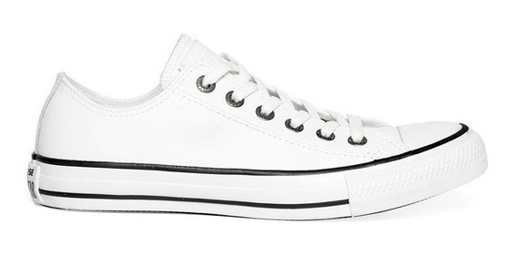 Tênis Converse Chuck Taylor All Star Ox Couro